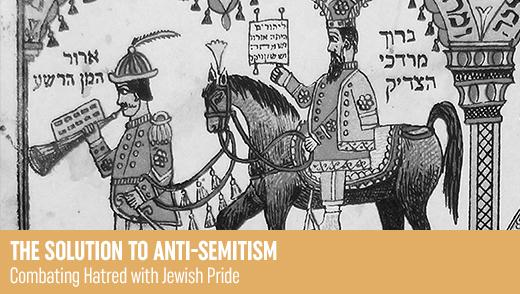 The Solution to Antisemitism