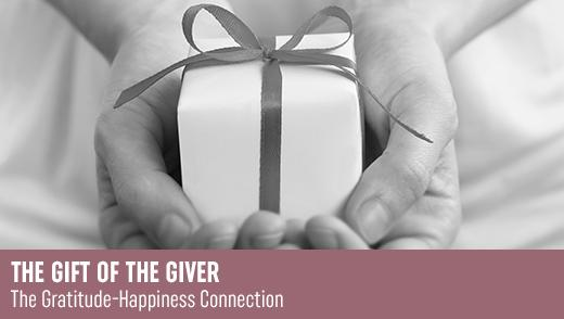 The Gift of the Giver