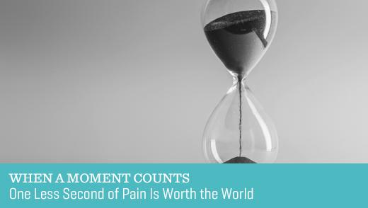 When a Moment Counts